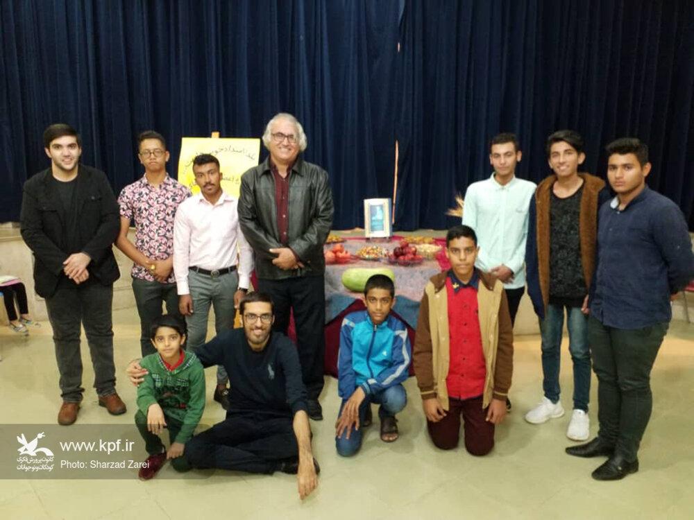 یلدا؛ امتداد خوبیها برای غزلسرایی نوجوانان بندرعباس