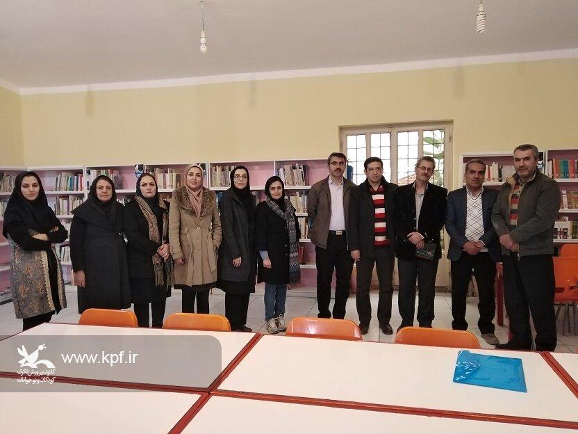بازدید سرگروههای آموزشی استان از مرکز تخصصی علوم و نجوم سنندج