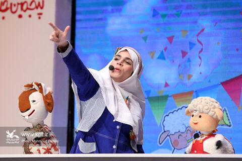 ویژه برنامه ململ در پنجمین جشنواره ملی اسباببازی