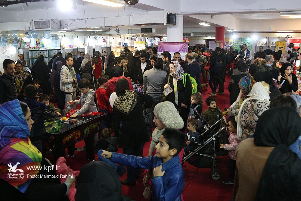 از بازیهای چوبی برای کودکان تا صادرات اسباببازی ایرانی