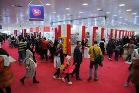 پنجمین جشنواره ملی اسباببازی در روز پنجم