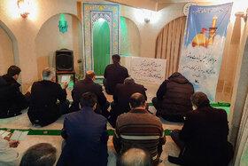 کانون استان همدان در سوگ سردار دلها