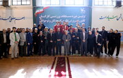 تیم فوتسال آذربایجان شرقی قهرمان مسابقات کارکنان کانون شد