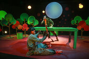 """Performing """"Expectations of a Blind Mouse"""" at Kanoon Theater Center"""