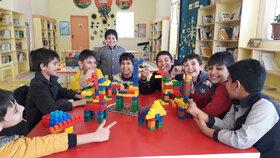 کارگاه بازی و سرگرمیهای سازنده در مراکز کانون استان اردبیل