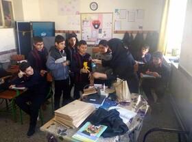 تداوم اجرای فعالیتهای فرهنگی در مدارس روستایی آذربایجان شرقی