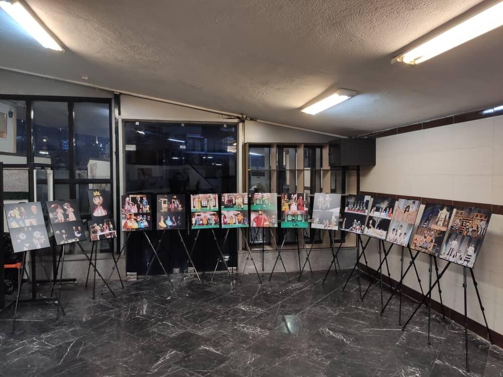 برپایی نمایشگاه عکس گروه تئاتر «مستقل» در سینما کانون