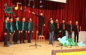 گروه سرود کانون پرورش فکری گلستان به مرحله کشوری راه یافت