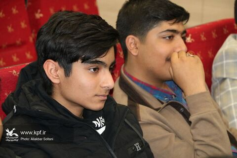 صبح خاطره« آن 23 نفر» در کانون کرمان