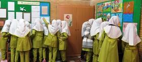 «شکرآباد» نمایشگاه آثار هنری اعضای کانون استان قزوین