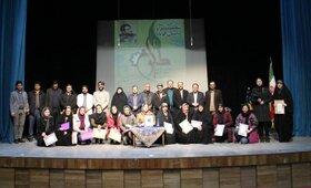 درخشش اعضای کانون پرورش فکری در جشنواره شعر و داستان طلوع زنجان