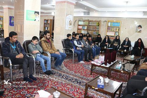 دیدار کانونیهای سمنان با نماینده ولیفقیه در ویژهبرنامهی «محضر دوست»