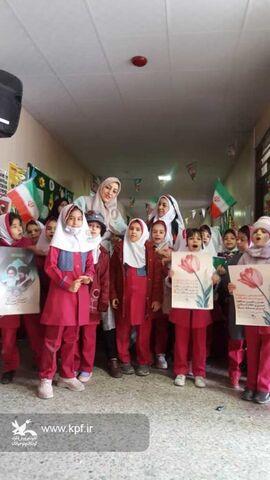 جشن 41 سالگرد پیروزی انقلاب در مراکز کانون کرمان