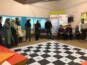 دوره آموزشی «بازیهای فردی و گروهی در مراکز» برگزار شد