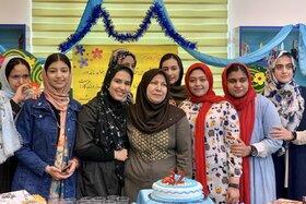 جشن بازنشستگی «ربابه ولینژاد» به سبک اعضا
