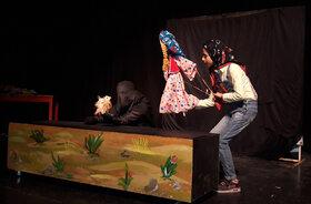 پرواز«گنجشکک اشیمشی» به طرف جشنواره هنرهای نمایشی کانون