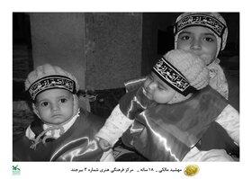 اولین مهرواره عکس عاشورایی کانون خراسان جنوبی