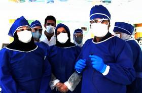 از فرزندان کادر درمانی بیمارستانهای آذربایجان شرقی قدردانی خواهد شد