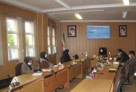 سومین جلسه شورای فرهنگی کانون گلستان در سال ۹۹ برگزار شد