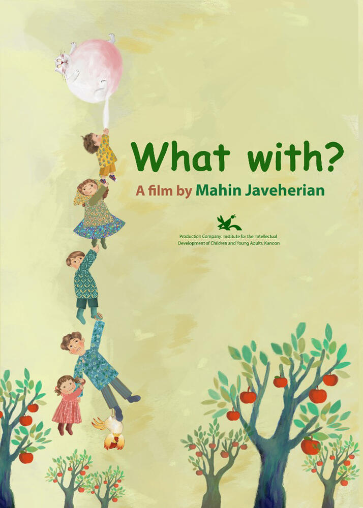 """""""With What?"""" introduces working tool to children"""