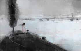 «من و خارپشت و عروسکم»؛ انیمیشنی با موضوع فقر