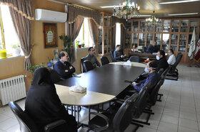 تشکیل نخستین جلسهی شورای اقامهی نماز کانون استان اردبیل در سال ۱۳۹۹