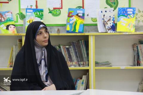 بازدید مدیر کل کانون استان تهران از مرکز فرهنگی هنری شهر قدس