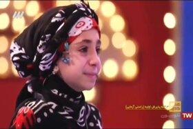شب طلایی عضو هنرمند کانون استان کرمانشاه در برنامه تلویزیونی