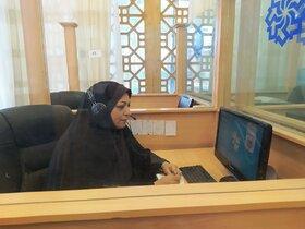 مدیرکل کانون پرورش فکری سیستان و بلوچستان در مرکز سامد پاسخگوی مردم استان بود