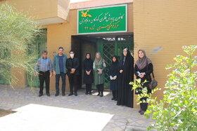 بازدید مدیر کل از مراکز فرهنگی هنری کانون استان تهران