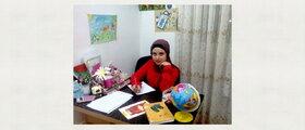"""برگزیده شدن نوجوان قصه گوی تهرانی در """"زیر گنبد کبود"""" قزوین"""