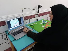 ساخت انیمیشن «تعارف شوم» با موضوع اعتیاد در مرکز فرهنگی هنری دهدشت