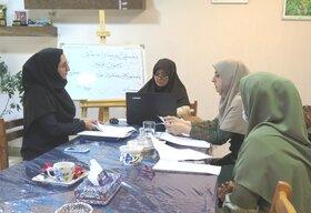 برگزاری وبینار استانی کانون قزوین