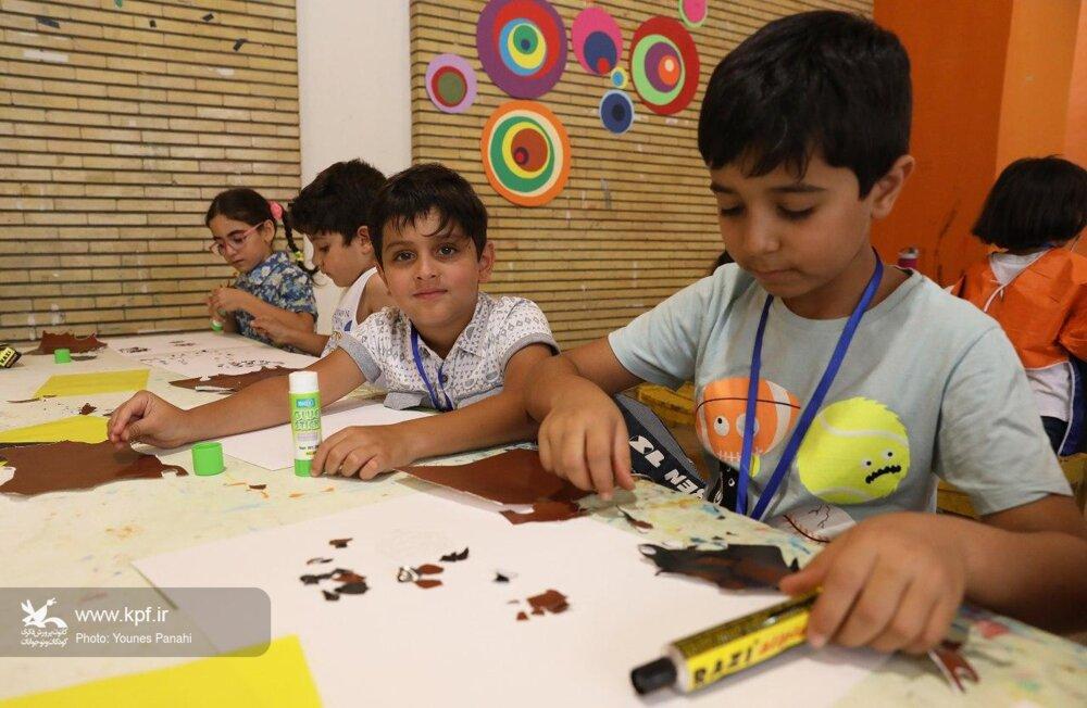 ثبتنام دورههای مجازی کانون پرورش فکری ویژه«کودکان» آغاز شد