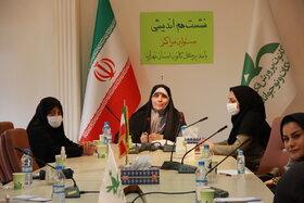 نشست صمیمانه مدیر کل و مسئولین مراکز کانون استان تهران  با رعایت پروتکل های بهداشتی به تفکیک، در پنج روز مجزای کاری (بیست و سوم تیر ماه)