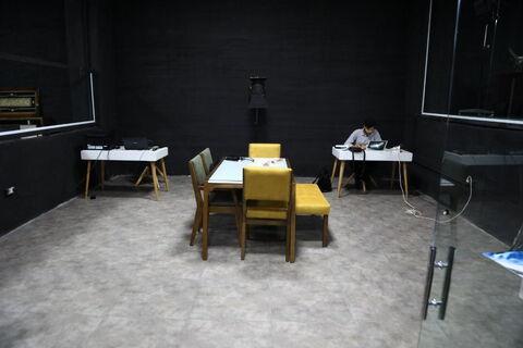 آمادهسازی استودیوهای آفرینش و امید کانون پرورش فکری