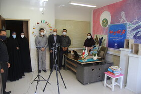 افتتاح استودیوی تخصصی و  آغاز فعالیت کارگاههای برخط کانون آذربایجانغربی