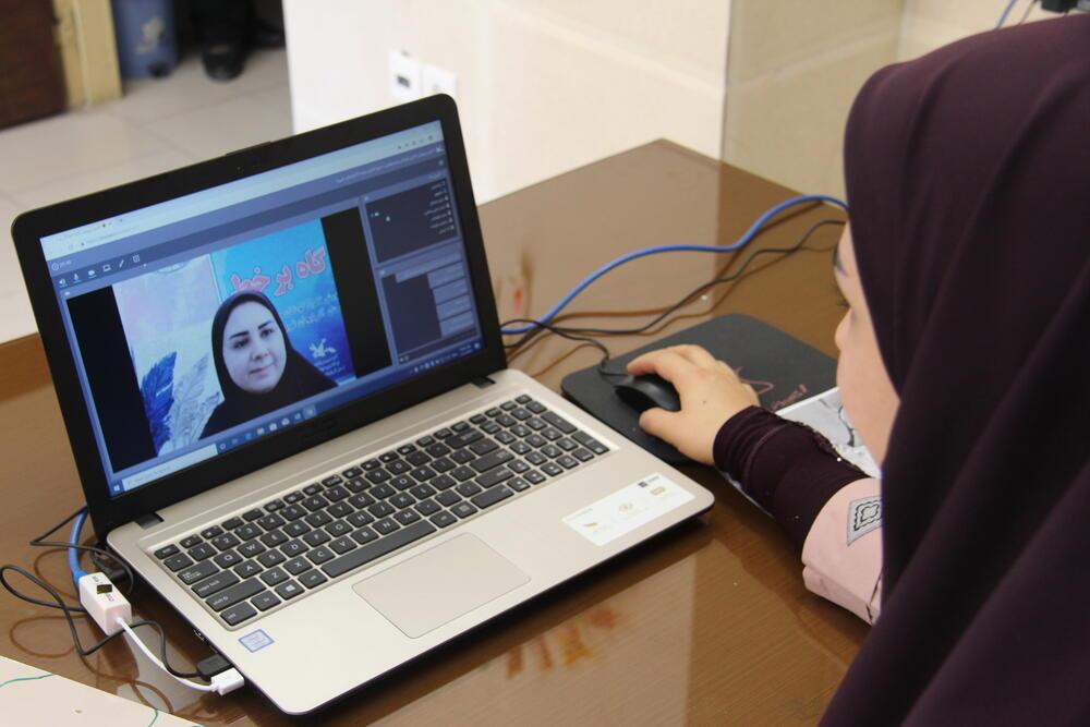 آغاز فعالیت کارگاههای برخط کانون پرورش فکری آذربایجانغربی