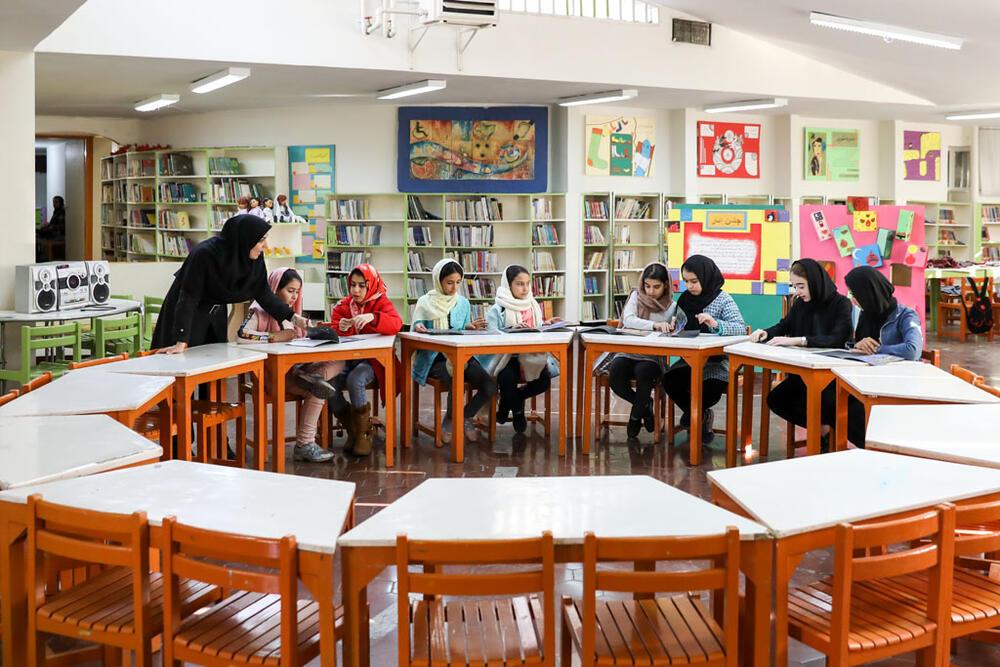 غنیسازی کتابخانههای کانون پرورش فکری با ۳۰۰هزار جلد کتاب