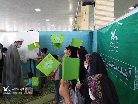 برگزاری جشن غدیر در مصلای زاهدان با حضور نمایندهی ولی فقیه در استان و مدیرکل کانون پرورش فکری سیستان و بلوچستان