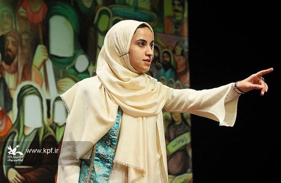کسب مقام دوم عضو ارشد کانون بوشهر در چهارمین جشنواره سراسری نقالی و پرده خوانی غدیر