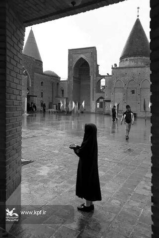 صبا مولایی عضو نوجوان مرکز فرهنگی هنری شماره یک کانون شاهرود