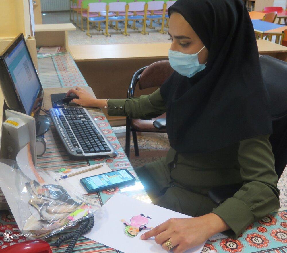 برگزاری هفتمین نشست مجازی پویانمایی کانون قزوین