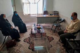 مدیرکل کانون استان همدان با رئیس کمیسیون برنامه و بودجه مجلس شورای اسلامی دیدار و گفتگو کرد