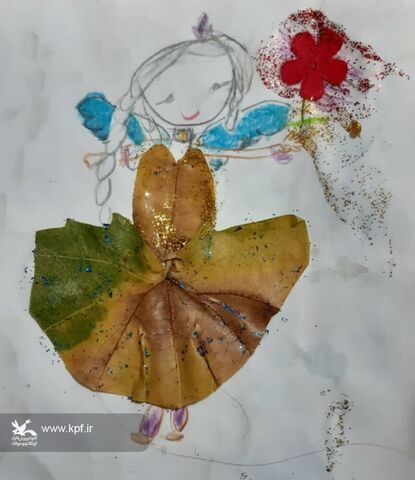 الینا یارعلی-6ساله-سوسنگرد