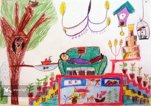 شاهد شاهین زاده، 10ساله، دزفول