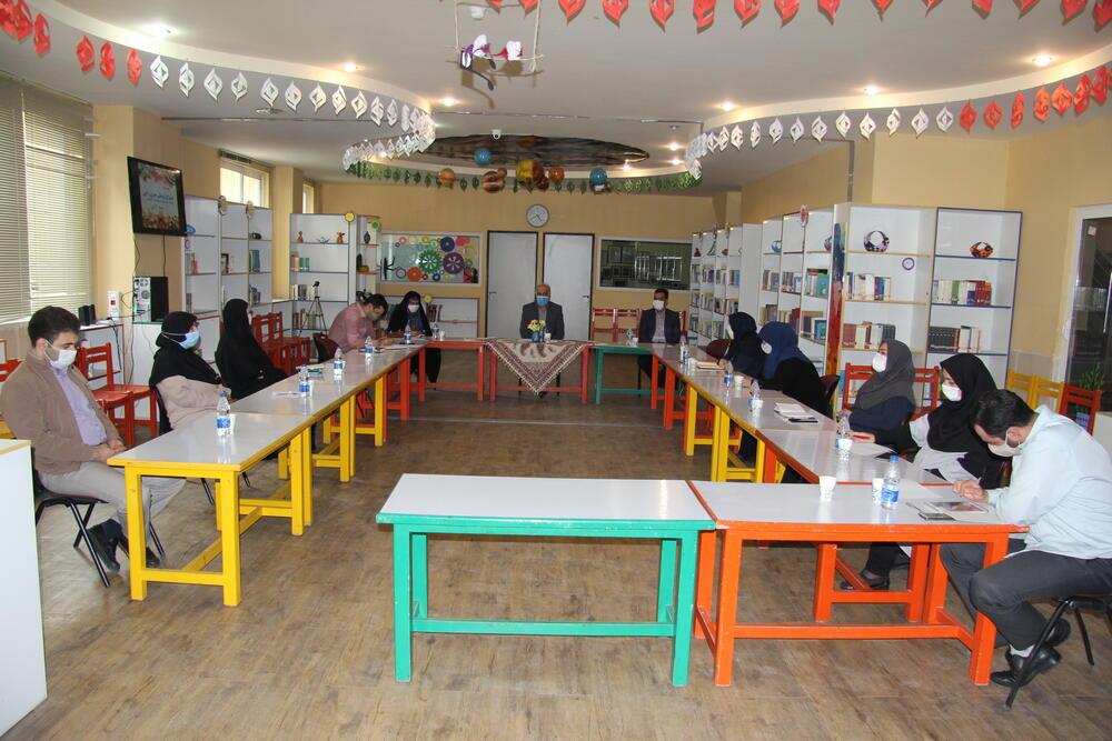 پنجمین جلسه شورای فرهنگی کانون آذربایجان غربی برگزار شد