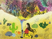Iranian Children Won the First Prize of Japan International Painting Contest