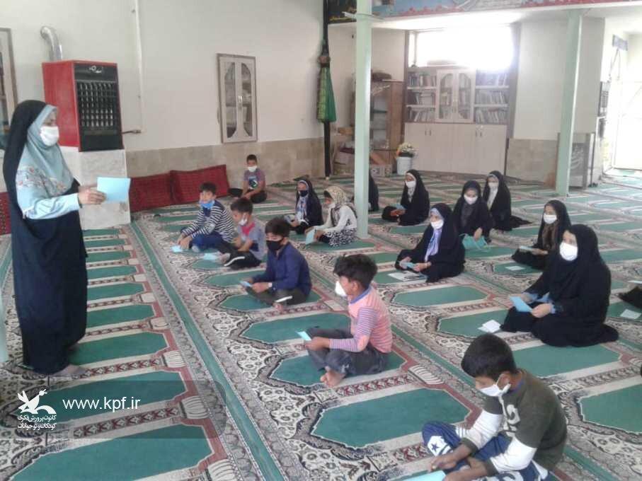 ایستگاه دوستی در روستای نوغاب حاجی آباد برگزار شد