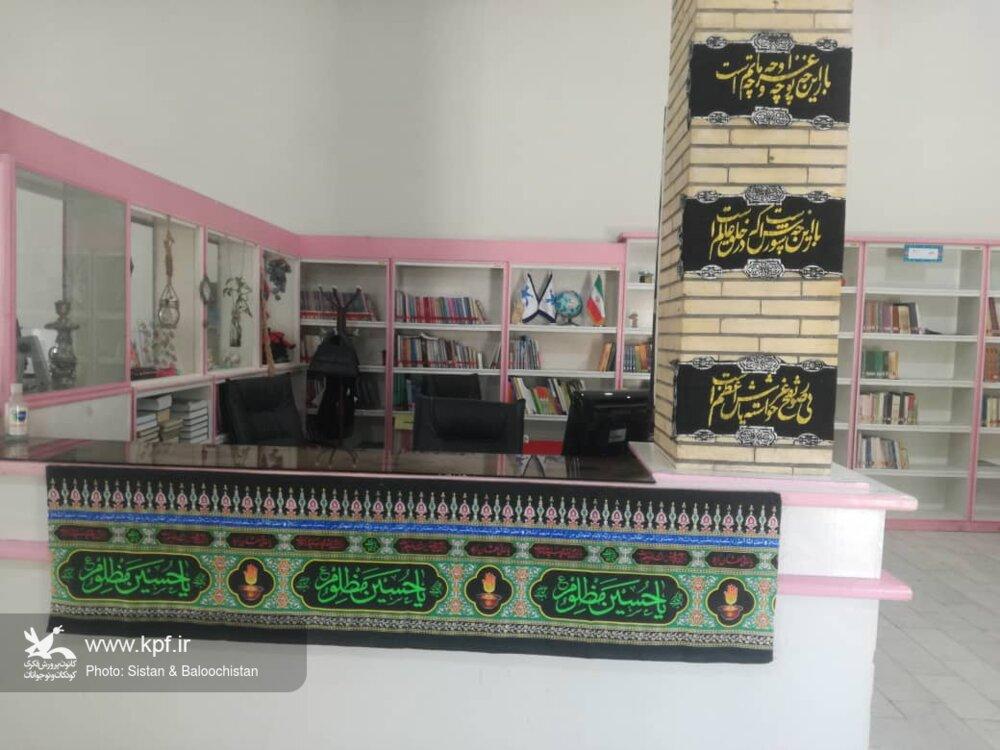 رنگ و بوی محرم در مراکز فرهنگیهنری سیستان و بلوچستان